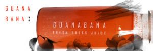 Fresh Press Juice by Guanabana